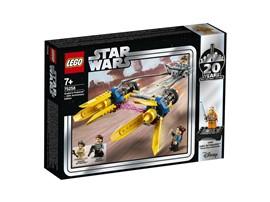 75258 - LEGO® Star Wars™ - Anakin's Podracer™ – 20 Jahre LEGO Star Wars:   Feiere mit Anakin's Podracer (75258) das 20.Jubiläum der LEGO®StarWars™ S