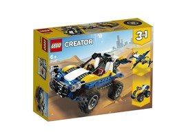 31087 LEGO® Creator Strandbuggy:   Auf geht's in die Sandhügel: für eine tolle Fahrt mit dem coolen LEGO®Creat