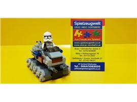 """Raumschiff mit Figur 75028:   Fertiges Lego Modell von LEGO®    """"Raumschiff von Lego Star Wars 75028"""""""