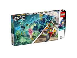 """70423 - LEGO® Hidden Side - Spezialbus Geisterschreck 3000:   Kinder können mit dem Set """"Spezialbus Geisterschreck 3000"""" (70423) von LEGO®"""