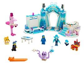 """70837 - The LEGO Movie™ 2 - Schimmerndes Glitzer-Spa!:   Im THELEGO®MOVIE2™ Bauset """"Schimmerndes Glitzer-Spa"""" (70837) können Kinde"""