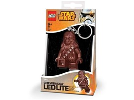 37104321 LEGO® Taschenlampe LEGO Star Wars Chewbacca Minitaschenlampe:   LEGO Star Wars - Chewbacca Minitaschenlampe und Schlüsselanhänger. Die Arme