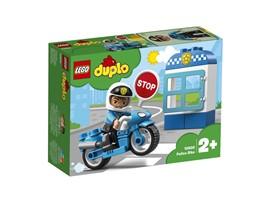 10900 LEGO® DUPLO® Polizeimotorrad:   Mit LEGO®DUPLO®Stadt – einer wiedererkennbaren Welt mit modernen LEGO DUPL