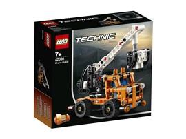 42088 LEGO® Technic Hubarbeitsbühne:   Mit der fantastischen LEGO®Technic Hubarbeitsbühne erreichst du schwindeler