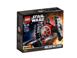 75194 LEGO® Star Wars™ First Order TIE Fighter™ Microfighter:   Stell mit dem superschnellen First Order TIE Fighter Microfighter dem Widers
