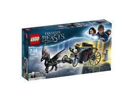 75951 LEGO® Harry Potter™ Fantastic Beasts Grindelwalds Flucht:   Begib dich mit dem LEGO® Phantastische Tierwesen™ Set Grindelwalds Flucht (7