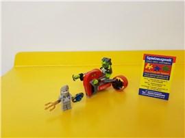 "Atlantis 8057:   Fertiges Lego Modell von LEGO®    ""Atlantis 8057""    Modell 143"