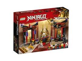 70651 LEGO® NINJAGO Duell im Thronsaal:   Begib dich auf eine waghalsige Mission, um Lloyd aus dem Palast der Geheimni
