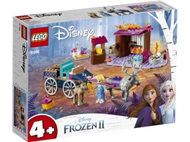 """41166 - LEGO® Disney - Elsa und die Rentierkutsche:   Lassen Sie Ihr Kind mit dem Set """"Elsa und die Rentierkutsche"""" (41166) von LE"""