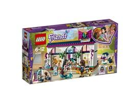 "41344 LEGO® Friends Andreas Accessoire-Laden:   Sieh dir an, was es im LEGO® Friends Set ""Andreas Accessoire-Laden"" (41344)"