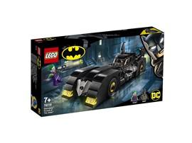 76119 - LEGO® DC Universe Super Heroes™ - Batmobile™: Verfolgungsjagd mit dem Joker™:   Kinder werden es lieben, Batman™ bzw. der Joker™ zu sein – dank des LEGO®DC