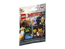 71019 LEGO® Minifigures Lego The Ninjago Movie Minifigures 2017:   20 verschiedene Charactere aus dem neuen Lego The Ninjago Movie