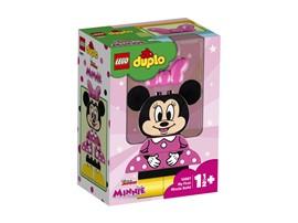 """10897 LEGO® DUPLO® Meine erste Minnie Maus:   Kleine Disney-Fans werden das Set """"Meine erste Minnie Maus"""" lieben– ein 3D-"""