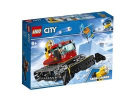 60222 LEGO® City Pistenraupe:   Präpariere die Skipisten von LEGO®City für coole Schnee-Action! Lade die gr