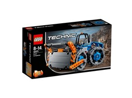 42071 LEGO® Technic Kompaktor:   Mit dieser originalgetreuen Nachbildung eines echten Kompaktors mit Fahrerka