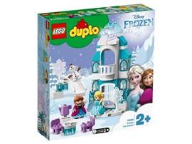 "10899 - LEGO® DUPLO® - Elsas Eispalast:   Begib dich gemeinsam mit Anna, Elsa und Olaf zu ""Elsas Eispalast"" (10899) au"