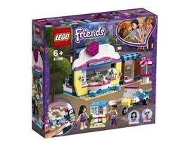 41366 LEGO® Friends Olivias Cupcake-Café:   Der köstliche Duft frisch gebackener Cupcakes liegt in der Luft! Unterstütze