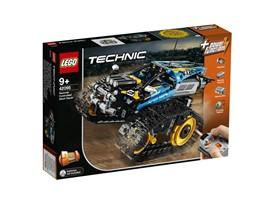 42095 LEGO® Technic Ferngesteuerter Stunt-Racer:   Bist du bereit für Actionabenteuer mit dem hochmotorisierten LEGO®Technic F