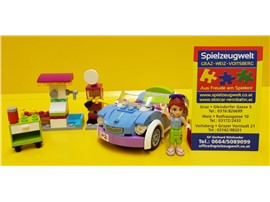 "Mia's Sportflitzer 41091:   Fertiges Lego Modell von LEGO®    ""Mia's Sportflitzer von Lego Friends 41"