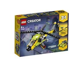 31092 LEGO® Creator Hubschrauber-Abenteuer:   Baue und bediene fantastische Maschinen – mit dem Hubschrauber-Abenteuer-Set
