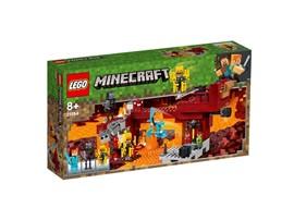 21154 - LEGO® Minecraft™ - Die Brücke:   Tauche ein in die Welt der Minecraft™-Abenteuer – mit dem LEGO® Minecraft Se