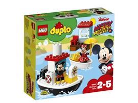 """10881 LEGO® DUPLO® Mickys Boot:   Mit dem LEGO® DUPLO® Set """"Mickys Boot"""" (10881) können kleine Disney-Fans vom"""