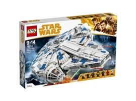 """75212 LEGO® Star Wars™:   Begleite Han Solo, Chewbacca und ihre Freunde im LEGO® Star Wars Set """"Kessel"""