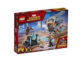 "76102 LEGO® Marvel Super Heroes™ Thors Stormbreaker Axt:   Begleite Thor, Rocket und Groot mit dem LEGO® Marvel Super Heroes Set ""Thors"