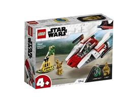75247 LEGO® Star Wars™ Rebel A-Wing Starfighter™:   Mach dich bereit für eine neue aufregende Mission im superschnellen A-WingS