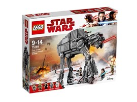 75189 LEGO® Star Wars™ 75189 FIRST ORDER HEAVY ASSAULT WALKER™:   Nimm den First Order Heavy Assault Walker und stampfe los, um es mit Poe, Re