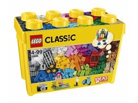 10698 LEGO® Classic LEGO® Große Bausteine-Box:   Diese große Box enthält klassische LEGO® Steine in 33 unterschiedlichen Farb