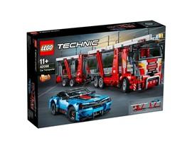 """42098 - LEGO® Technic - Autotransporter:   Mit diesem sehr detaillierten Spielset """"Autotransporter"""" (42098) von LEGO® T"""
