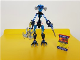 "Bionicle 8916:   Fertiges Lego Modell von LEGO®    ""Bionicle 8916""    Modell 87    g"