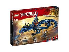 "70652 LEGO® NINJAGO Blitzdrache:   Das LEGO® NINJAGO® Set ""Blitzdrache"" (70652) ist genau richtig, um mit Jay a"