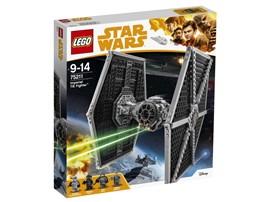 75211 LEGO® Star Wars™:   Mit dem LEGO® Star Wars Imperial TIE Fighter kannst du jeden Gegner verscheu
