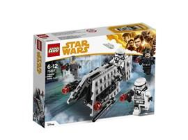 75207 LEGO® Star Wars™ Imperial Patrol Battle Pack*:   Mit dem eindrucksvollen LEGO® Star Wars Imperial Patrol Battle Pack kannst d