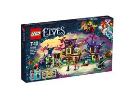 41185 LEGO® Elves Magische Rettung aus dem Kobold-Dorf:   Begleite Azari Firedancer und Farran Leafshade auf ihrer Suche nach Sophie J