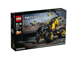 """42081 LEGO® Technic Volvo Konzept-Radlader ZEUX:   Erhasche einen Blick auf die Zukunft - mit dem LEGO® Technic Set """"Volvo Konz"""