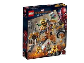 76128 - LEGO® Marvel Super Heroes™ - Duell mit Molten Man:   Baue ein cooles Feuermonster und spiele spannende Duelle mit dem LEGO® Marve