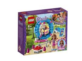 41383 LEGO® Friends Olivias Hamster-Spielplatz:   Sorge mit dem raffinierten Mini-Spielplatz von LEGO®Friends Olivia dafür, d