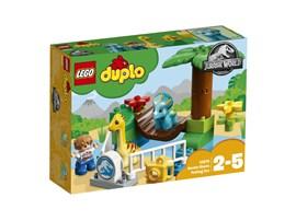 10879 LEGO® DUPLO® Dino-Streichelzoo:   Kleine Dinosaurierfans lieben es, sich endlose Rollenspiele auszudenken und