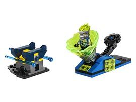 70682 - LEGO® NINJAGO - Spinjitzu Slam – Jay:   Es ist einfach toll für Kinder, ihre Ninja-Fähigkeiten mit dem LEGO®NINJAGO