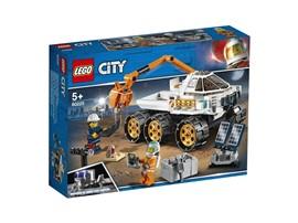 60225 - LEGO® City - Rover-Testfahrt:   Kleine Weltraumforscher werden von diesem von der NASA inspirierten Rover-Sp