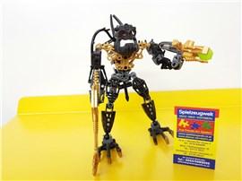 "Bionicle 8900:   Fertiges Lego Modell von LEGO®    ""Bionicle 8900""    Modell 81    g"