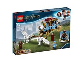 "75958 - LEGO® Harry Potter™ -:   Mit dem Bauset ""Beauxbatons Kutsche: Ankunft in Hogwarts™"" (75958) von LEGO®"