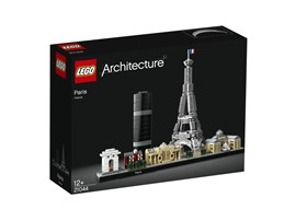 21044 LEGO® Architecture Paris:   Halte die Grandeur der Architektur von Paris mit diesem prächtigen LEGO®Arc
