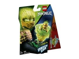70681 - LEGO® NINJAGO - Spinjitzu Slam – Lloyd:   Hier ist spannende Ninja-Action für Kinder garantiert. Mit dem LEGO®NINJAGO