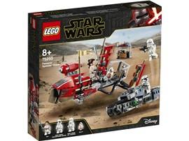 """75250 - LEGO® Star Wars™ -Pasaana Speeder Jagd:   Die 2 LEGO® Star Wars Konstruktionsspielzeuge aus dem Film """"Star Wars: Der A"""