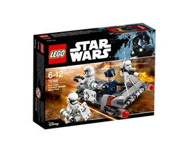 75166 LEGO® Star Wars™ First Order Transport Speeder Battle Pac*:   Mit dem First Order Transport Speeder Battle Pack kannst du die Stormtrooper
