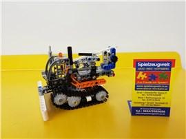 "Kompakt Raupenlader  42032:   Fertiges Lego Modell von LEGO®    ""Kompakt Raupenlader von Lego Technic 4"